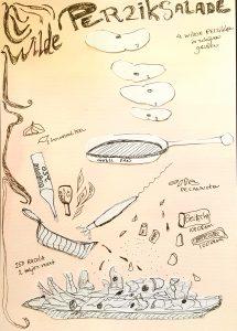 Recept Tekenen bij Westerkaatje