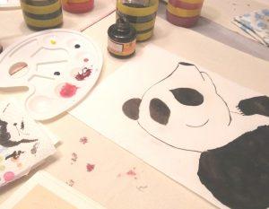 Chinees Penseelschilderen