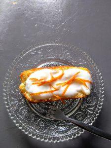 recept sinaasappel-gembercake